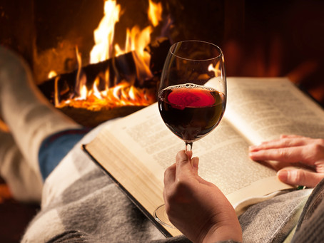 Mid-winter wine tasting 真冬におすすめワイン試飲会