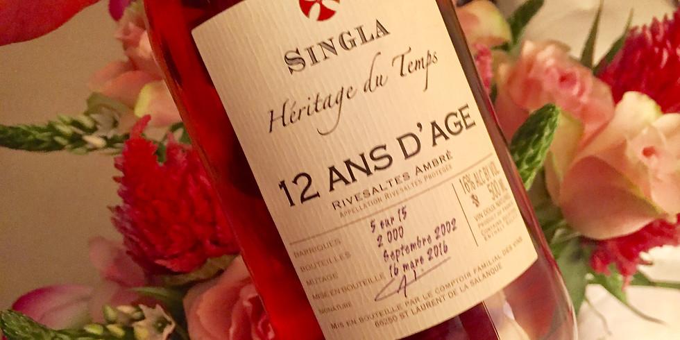 French organic wine tasting フランス産オーガニックワイン試飲会