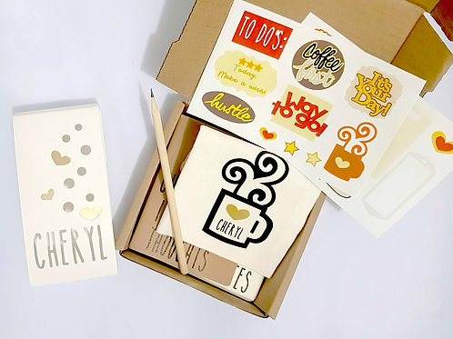 Journal Box - Pouch
