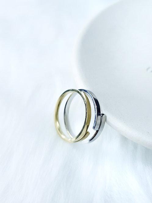 Wrap Band Rings
