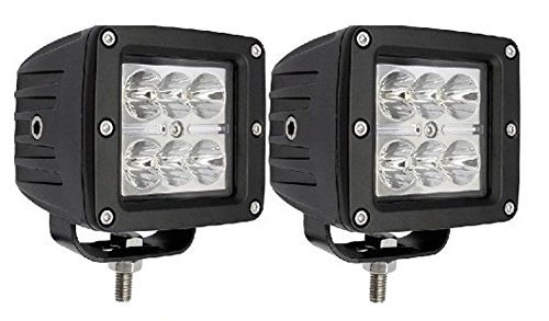 "3"" (6 LED) Pods (3W Cree)"