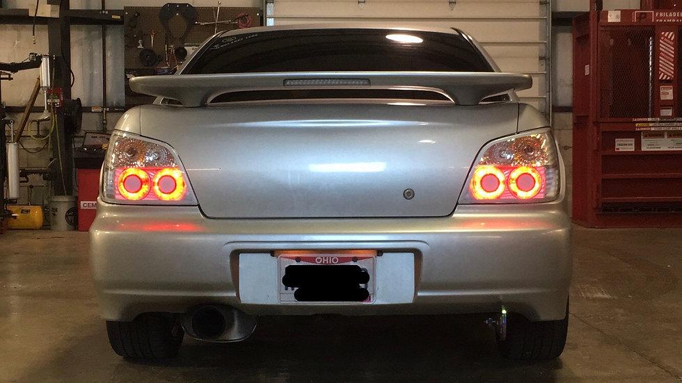 2002-2003 Subaru WRX Tail Lights