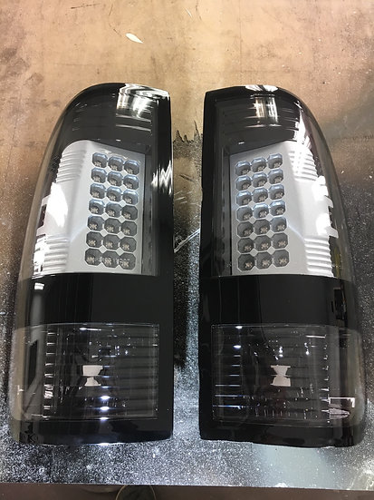 '11-'15 RECON Super Duty Tail Lights
