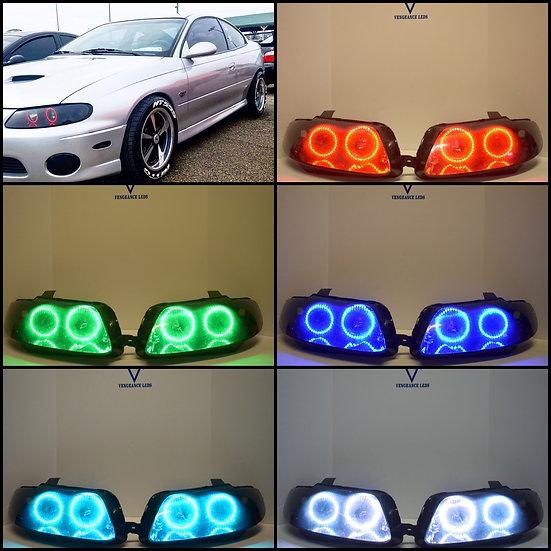 '04-'06 Pontiac GTO Headlights