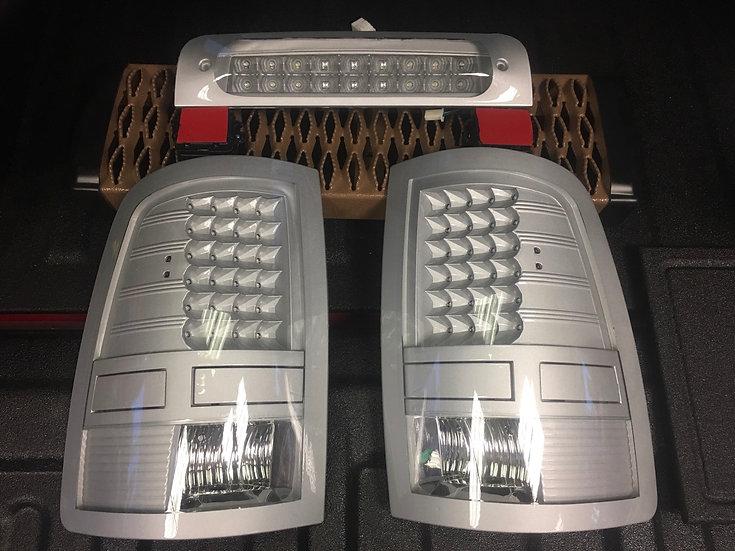 09-18 Ram 1500-3500 Tail Lights
