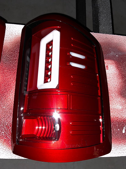 14-18 GMC Sierra RECON Tail Lights