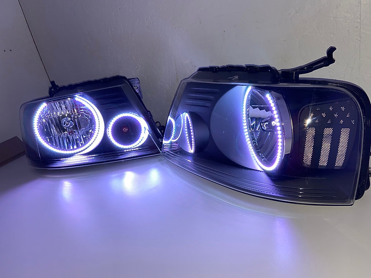 04-08 F150 Headlights