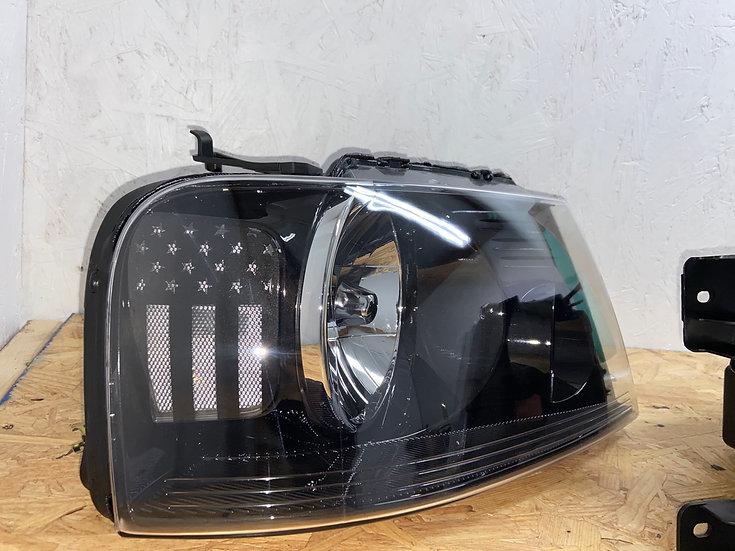 04-08 F-150 Headlights