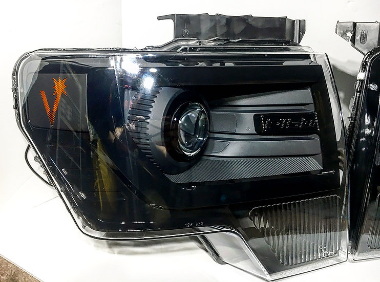 '09-'14 F-150 Headlights
