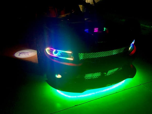 Aluminum Cased Underbody Lighting Kit! (RGB, RGBW, or Flow Series)