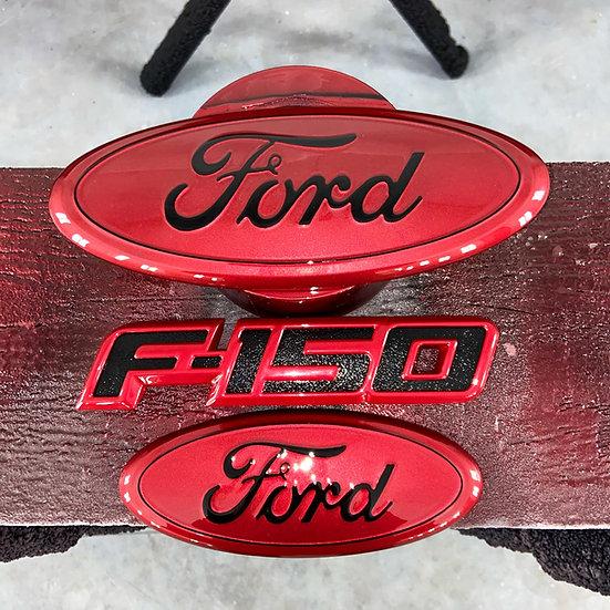 Full F150 Emblem Package