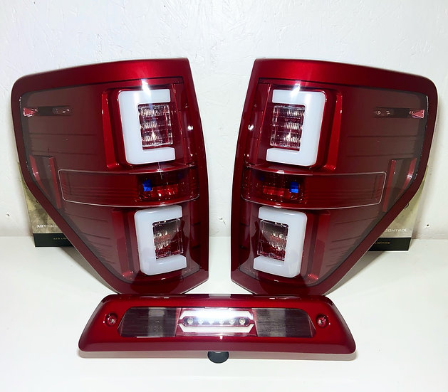 09-14 F150 RECON Tail Lights