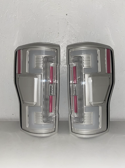 17-20 RECON Super Duty Tail Lights