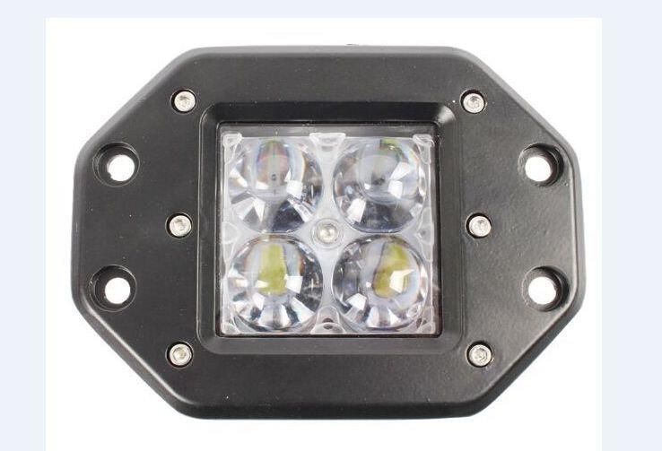 "3"" LED 4D Flush Mount Pods (3W Cree)"