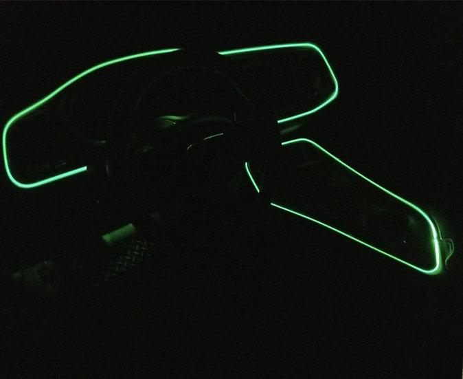 RGB Plug & Play Interior Dash Trim Kit