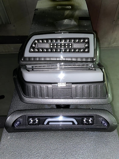 '07-'08 Ram 1500-3500 Tail Lights