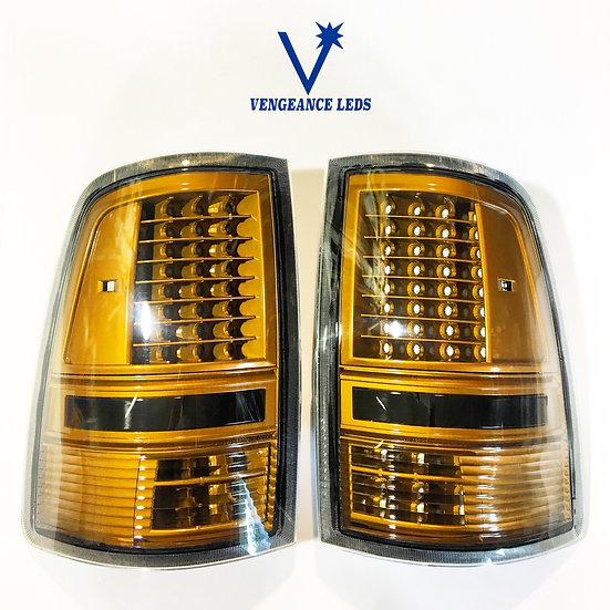 '09-'18 Dodge Ram 1500-3500 Tail Lights