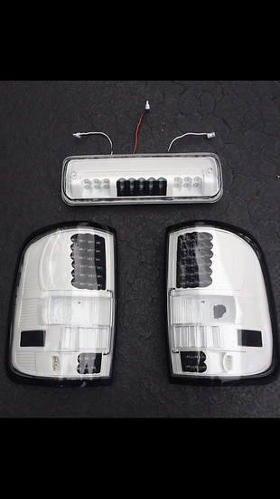 04-08 F-150 Tail Lights 2 Color
