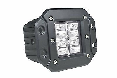 "3"" LED Flush Mount Pods (3W Cree)"