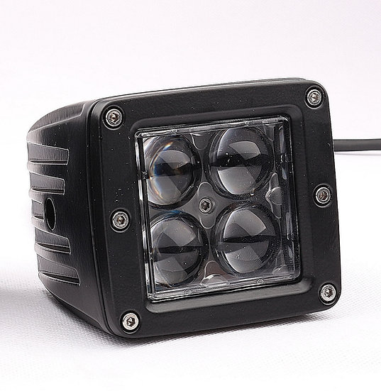 "3"" LED 4D Pods (3W Cree)"