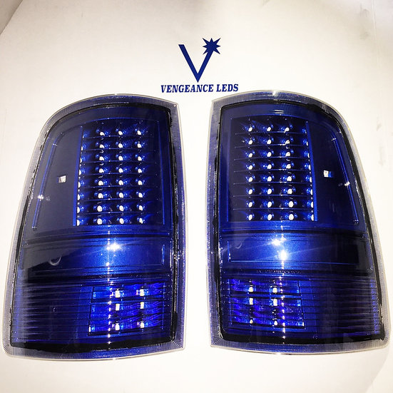 09-18 Ram 1500-3500 Tail Lights
