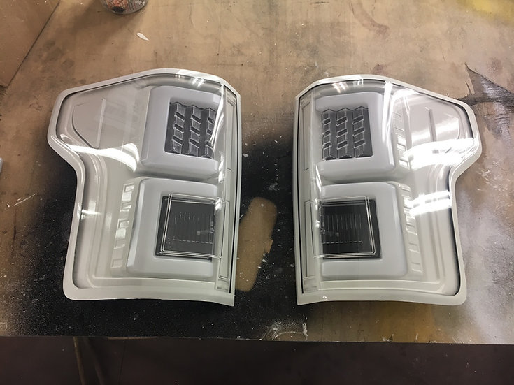 '15-'17 RECON F-150 Tail Lights