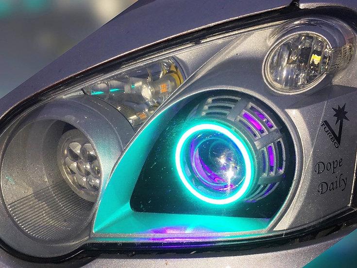 "'04-'05 Subaru WRX ""Blobeye"" Headlights"