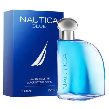 NAUTICA BLUE 100ML	08027