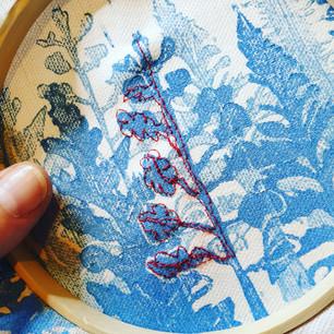 wix lantern trees embroidery blockprinte