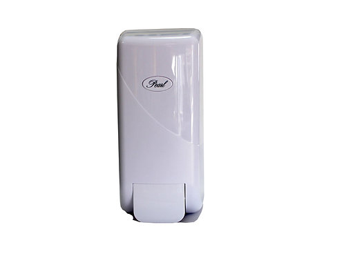 Pearl Soap Dispenser - White