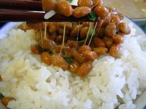 Natto – soja fermentada
