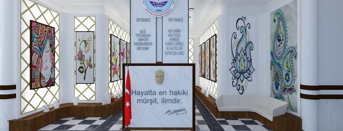 Halk eğitim merkezi - İzmit