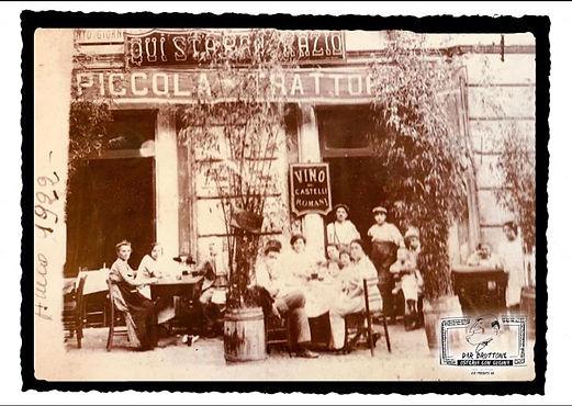 foto storica #osteriadarbruttone