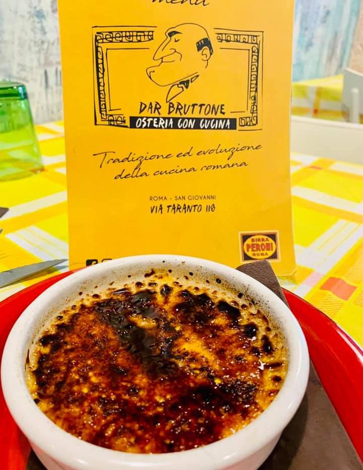 crema catalana #osteriadarbruttone