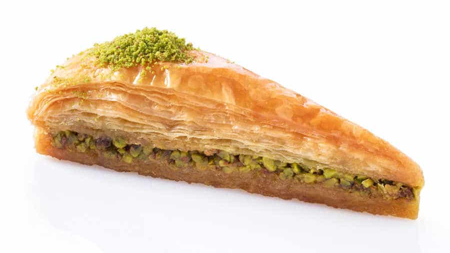 Palace Baklava with Pistachio