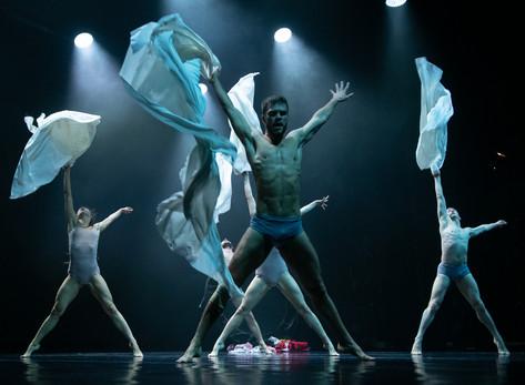Спектакль «Свободу статуе!» вошел в лонг-лист международной премии.