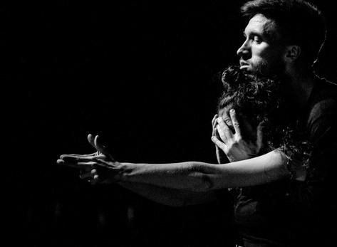 Анна Щеклеина - финалист конкурса хореографов фестиваля Context. Diana Vishneva