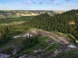 Red Deer River Valley, Alberta