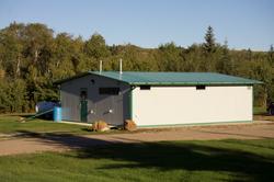 Trenville Park Shower House