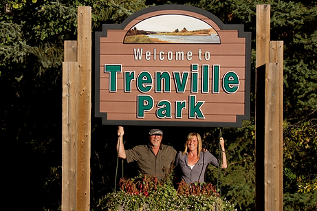 Welcome to Trenville Park