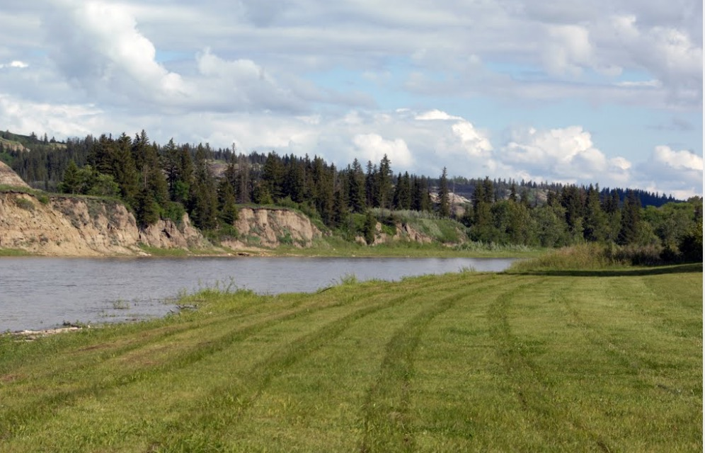 Red Deer River, Alberta