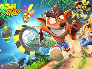 Crash Bandicoot: On the Run! - Jogo para iOS - Android