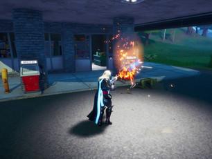 Fortnite: onde lidar com os danos causados pela explosão de bombas de gasolina