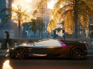 Cyberpunk 2077: Como obter o carro mais rápido de graça
