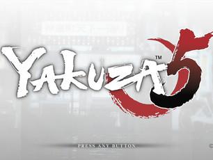 Yakuza 5 - Remasterizado