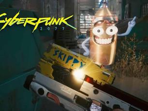 Cyberpunk 2077: onde encontrar a pistola Skippy