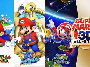 Super Mario 3D All-Stars: Assista ao trailer de visão geral do game