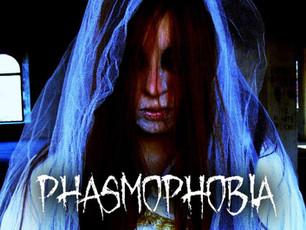 Phasmophobia: Como usar o Sal