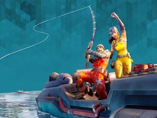 Fortnite: como conseguir a melhor vara de pescar Pro da ilha