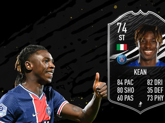 FIFA 21 Silver Stars: Como completar os objetivos do Moise Kean